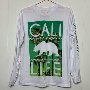 California Life Long Sleeve T-shirt J